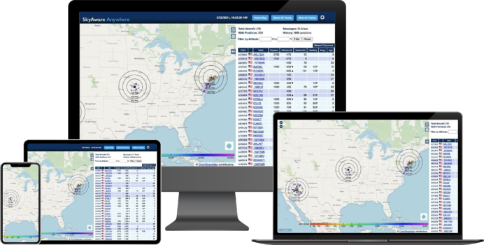 SkyAware-AnyWhere-Devices