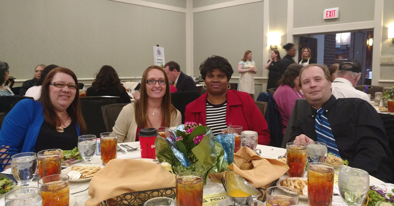 Harmony Attends PHA Direct Care Worker of the Year Luncheon in Harrisburg