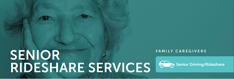 What Seniors Need To Know About Ride Sharing Services