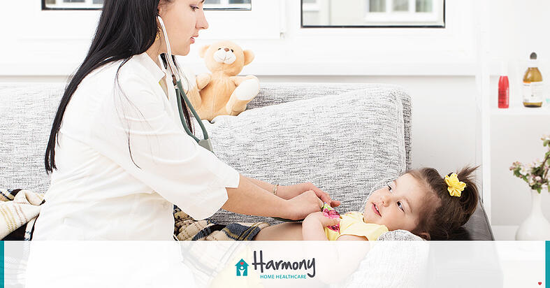 Know Your Needs: How to Decide if Your Child Needs In-Home Healthcare