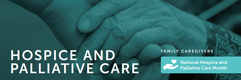 A Caregiver's Role During Hospice and Palliative Care