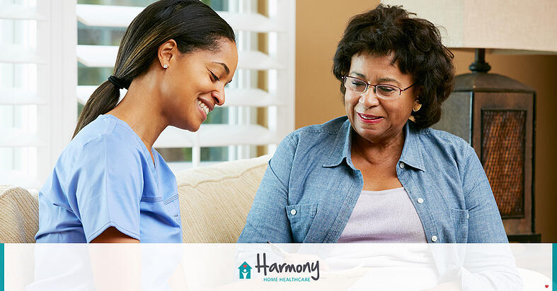 Top Benefits of Being an In-Home Caregiver