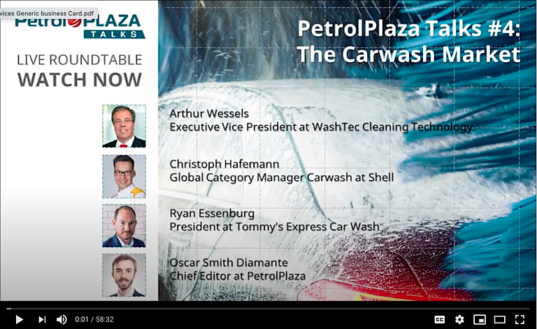 PetrolPlaza Talk