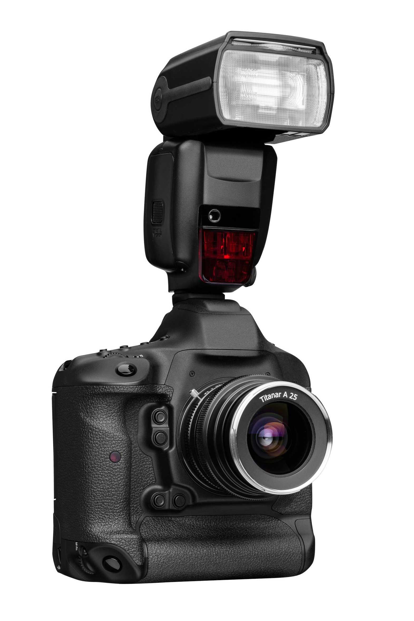 TRITOP camera