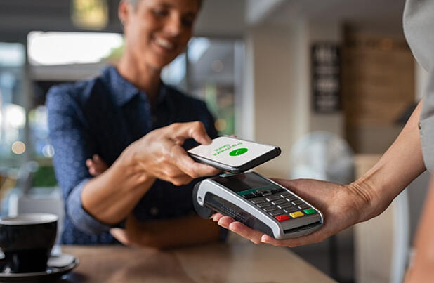 Stay Safe! Use Chesapeake Bank Credit/Debit Card for Contactless Payments