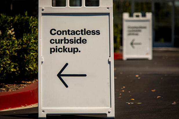 Getting Organized with Curbside Services