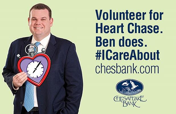 I Care About: Williamsburg's annual heart chase