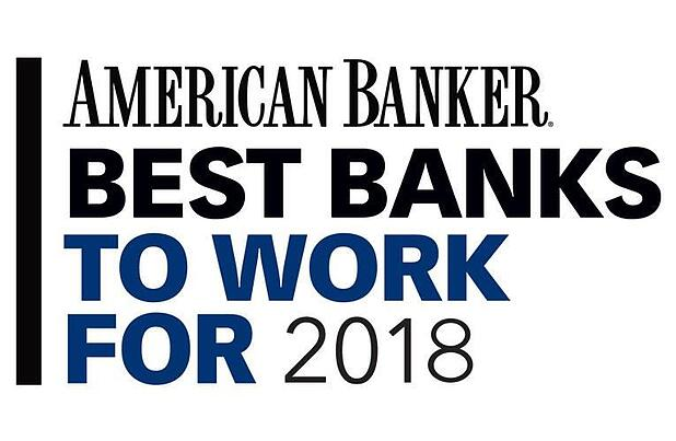 Chesapeake Bank makes the Best Banks to Work For list again