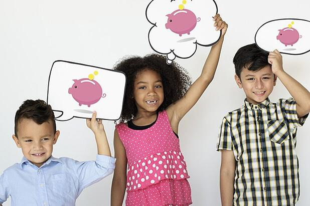 Starting your children on the right financial foot