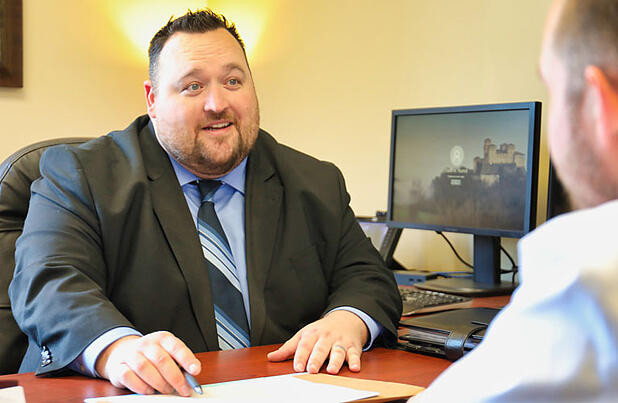 Meet David Younce: A Business Banker for Richmond and Chesterfield
