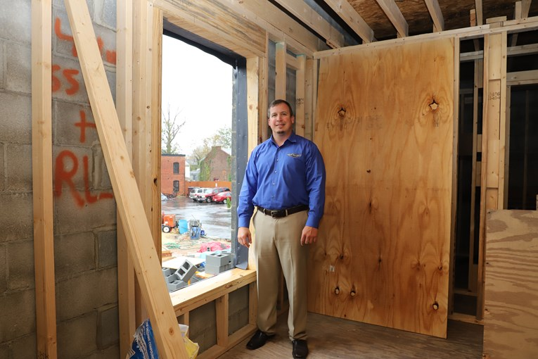 D.F. Lunsford Construction – A story about history, preservation, and community