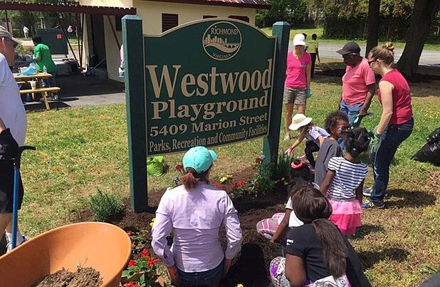 #ICareAbout: The Westwood Park & Playground