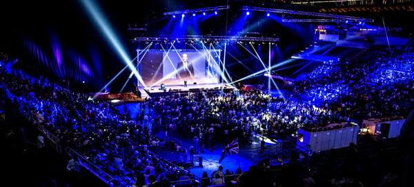 Gestión de eventos: ¿Quién interviene en la ejecución técnica de un evento?