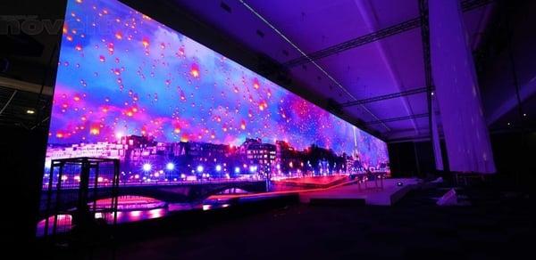 ¿Cómo elegir la mejor pantalla LED para tus eventos?