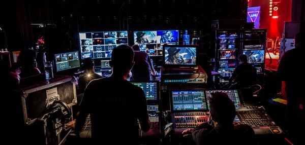 Producción de eventos: material audiovisual indispensable