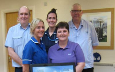 Marsden Ward at Northumberland Tyne and Wear NHS Foundation Trust