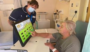 Improving care at Royal Stoke & County hospitals