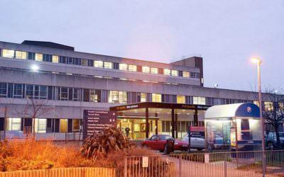 Betsi Cadwaladr University Trust Board Wrexham Maelor Acute Ward