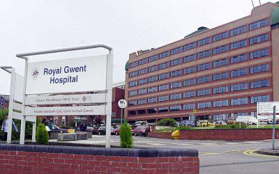 Aneurin Bevan University Health Board Royal Gwent Hospital