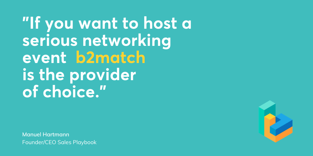 What Defines a Successful b2b Matchmaking Event and How to Deliver It