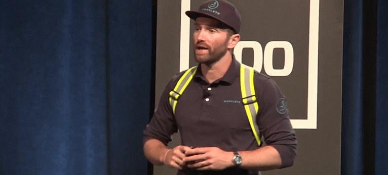 Worklete Rocks 500 Startups Demo Day