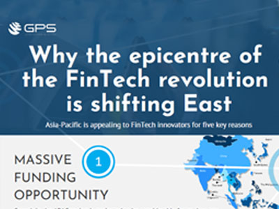 Why the epicentre of the Fintech revolution is shifting East