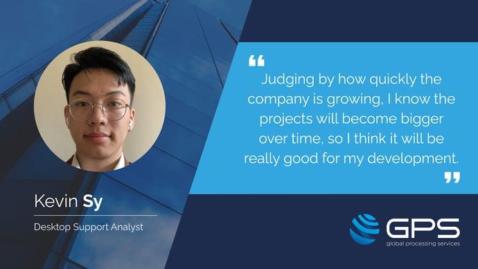 Employee Spotlight: Kevin Sy