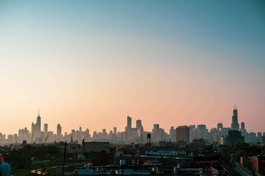 Chicago, Illinois skyline