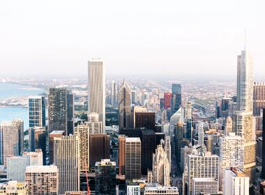 chicago skyscapers