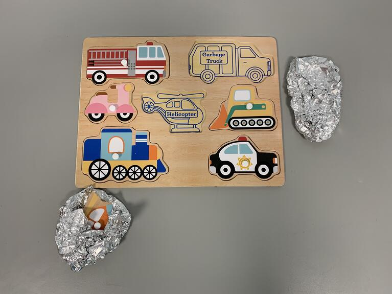 Three Creative Ways To Engage Your Child With Aluminum Foil — Outside Of The Kitchen