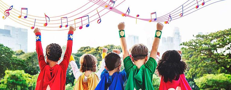 How Music Therapy Classes Help Children with Autism