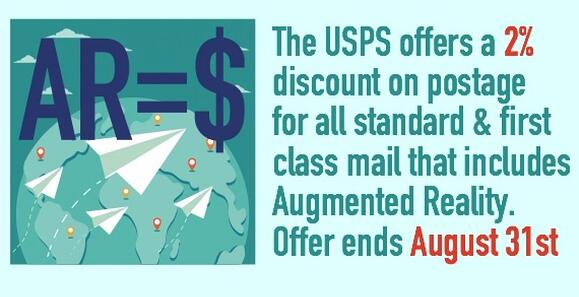 Direct Marketers: Differentiate Your Mailer. Augmented Reality and the USPS Will Help!