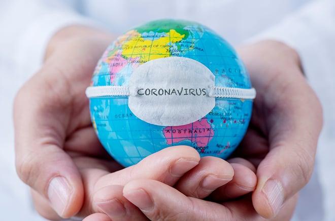 Real Financial Aspects of Coronavirus