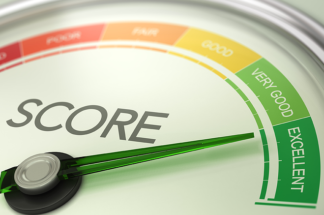 Sharing Personalized Credit Scores