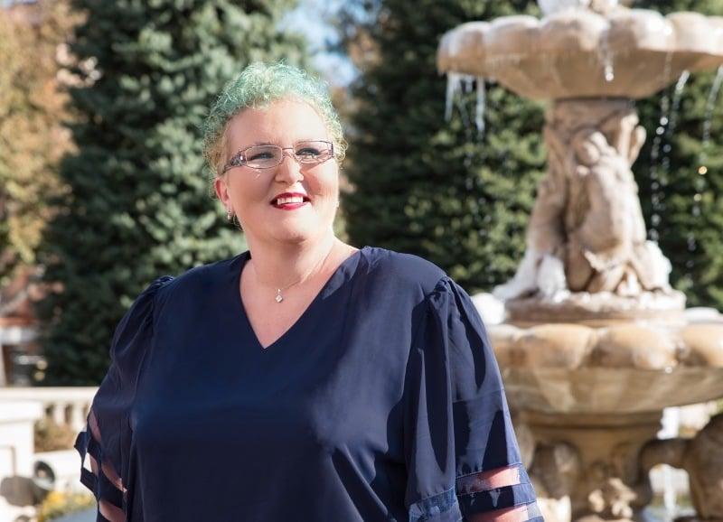 Cervical Cancer Survivor Turned Women's Health Advocate