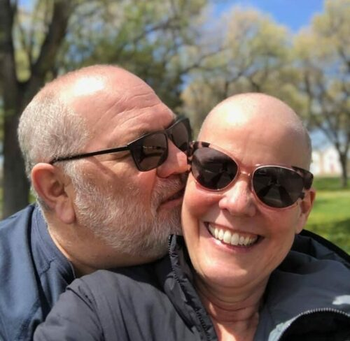 Breast Cancer Patient Receives Community-Based Treatment with National Reach