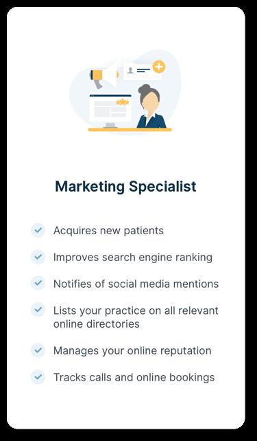 Marketing Specialist_Donna