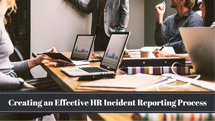 HR Incident Reporting Process Tips