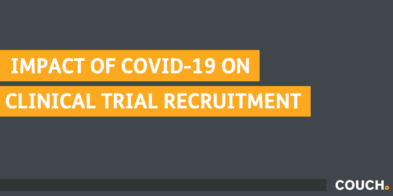 COUCH Research Room: Is COVID-19 impacting clinical trial recruitment?