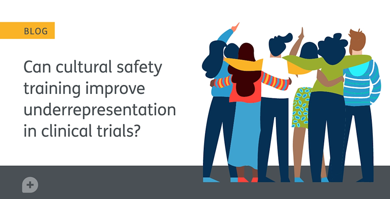 Can cultural safety training for sites improve diversity?