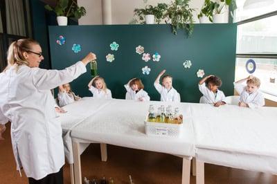 Tiedekoulu ja Kide Science aloittavat laajan yhteistyön