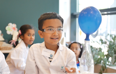 Sri Aurobindo Group of Institutes partners with Kide Science and New Nordic School to open an innovative school in India