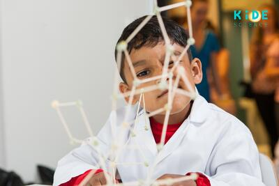 Kide Science starts in India with SSVM Institutions