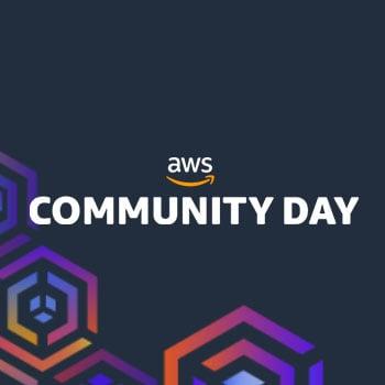 AWS Community Days, September 2018