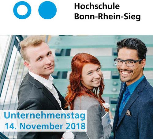 Unternehmenstag, November 2018 - So war's!