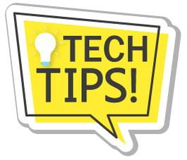 Tech-Tips