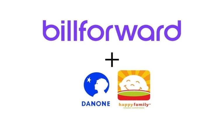 Billforward Featured Success Story: Danone