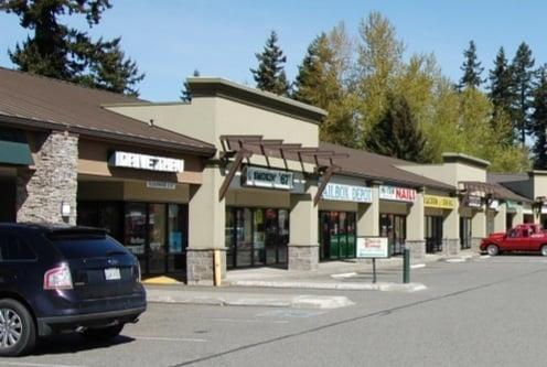Smokey Point Retail Plaza – SOLD