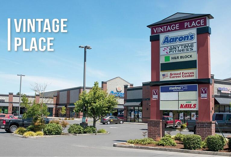 Vintage Place Retail Center – SOLD