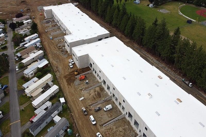 SMARTCAP 188th St. Industrial Park Progress